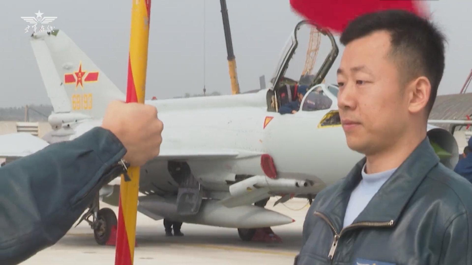 【歼7出击】在志愿军空军战斗起飞地,他们这样重温历史,致敬英雄......