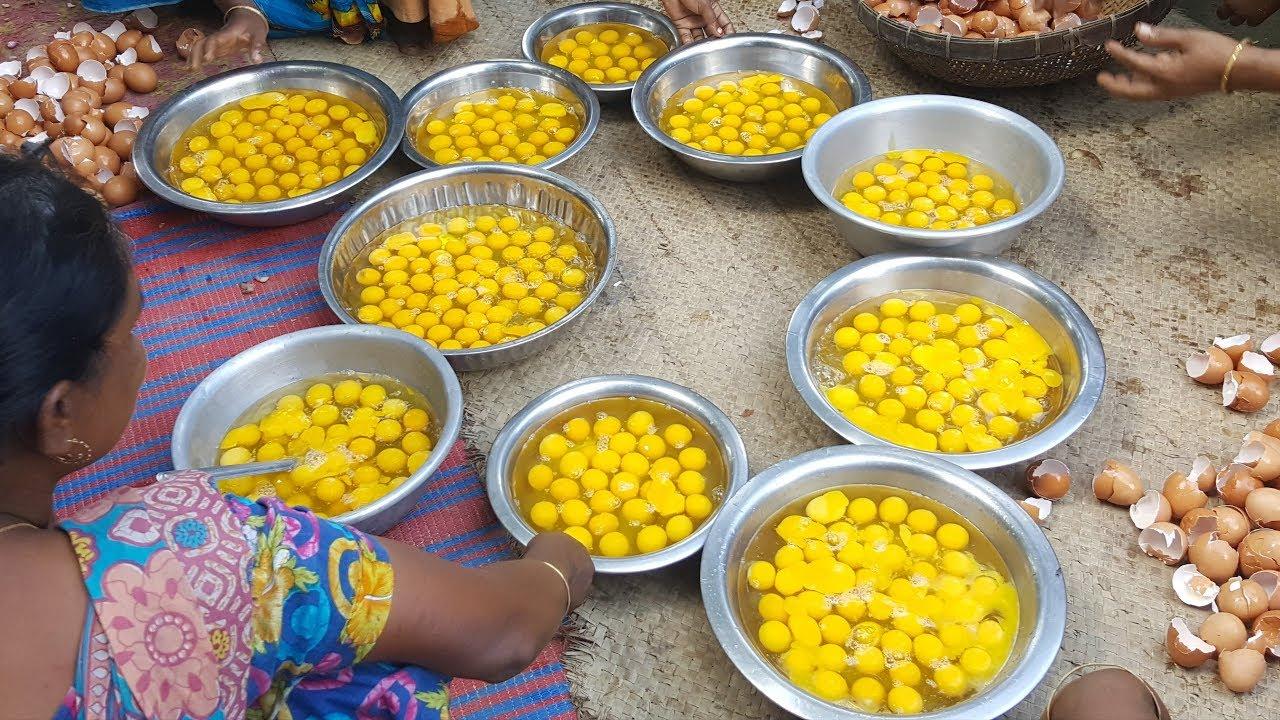 看看印度人怎么吃鸡蛋,竟然看饿了
