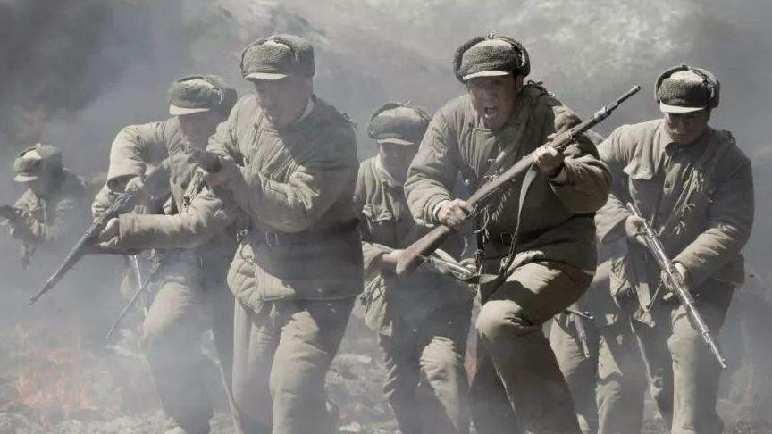 老子才是王牌!志愿军精锐首战重创美军王牌师,遭受史上最大惨败