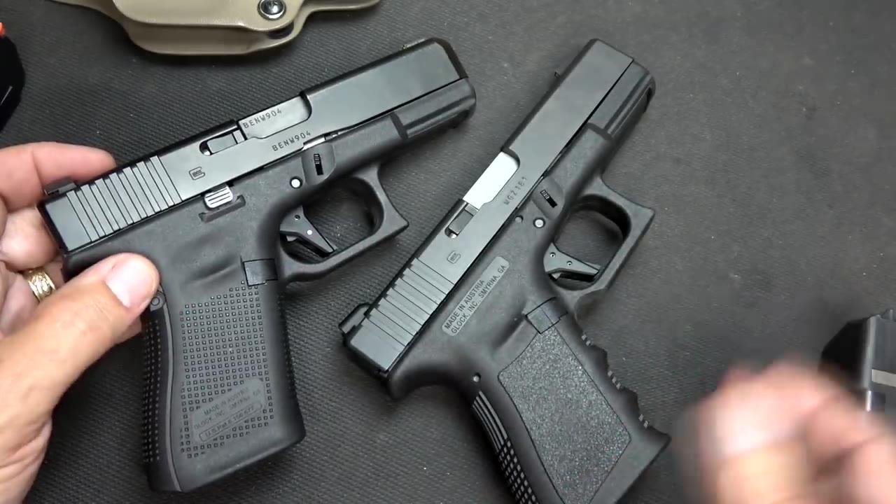 格洛克Gen 5 WA Elite平面扳机