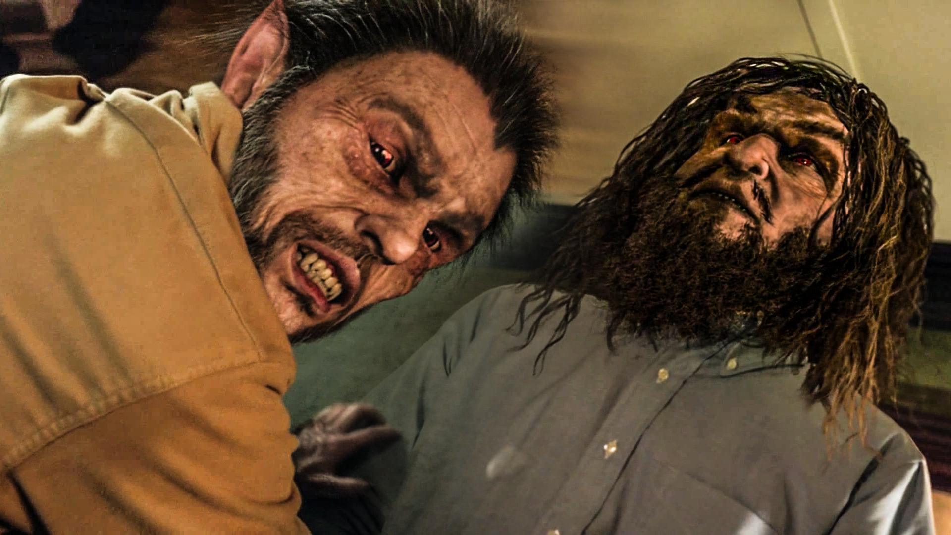 《格林》大脚怪篇,妖怪深夜入室吃人,这次踢到铁板闯进了狼人家