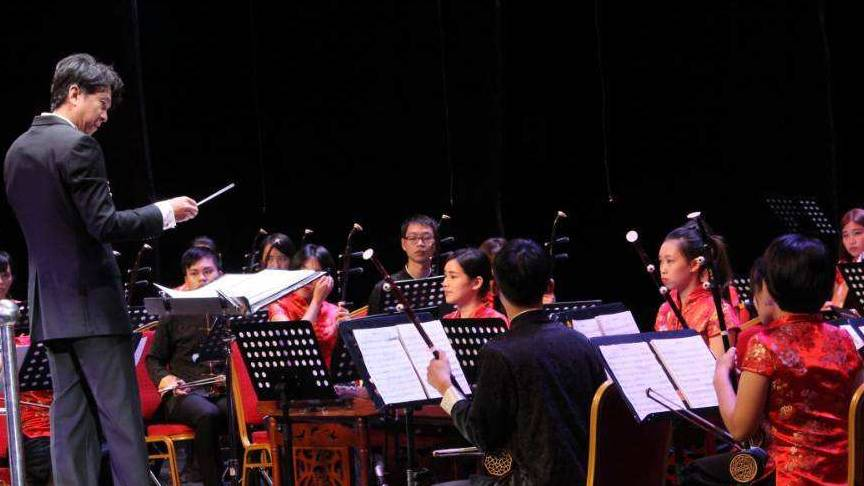 【新竹青年国乐团】红高粱
