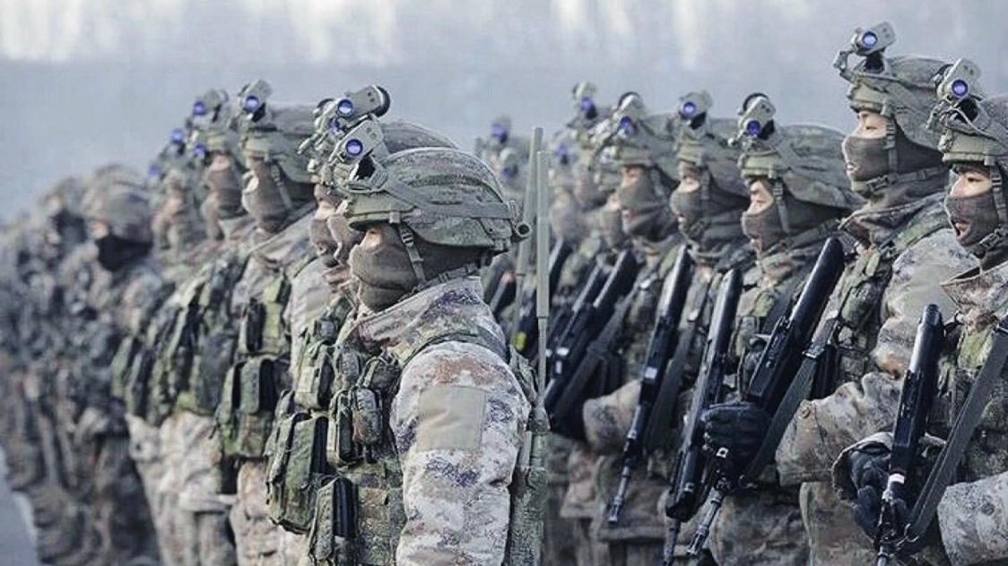 【民宣部/PLA武装力量混剪】正义之师  和平力量