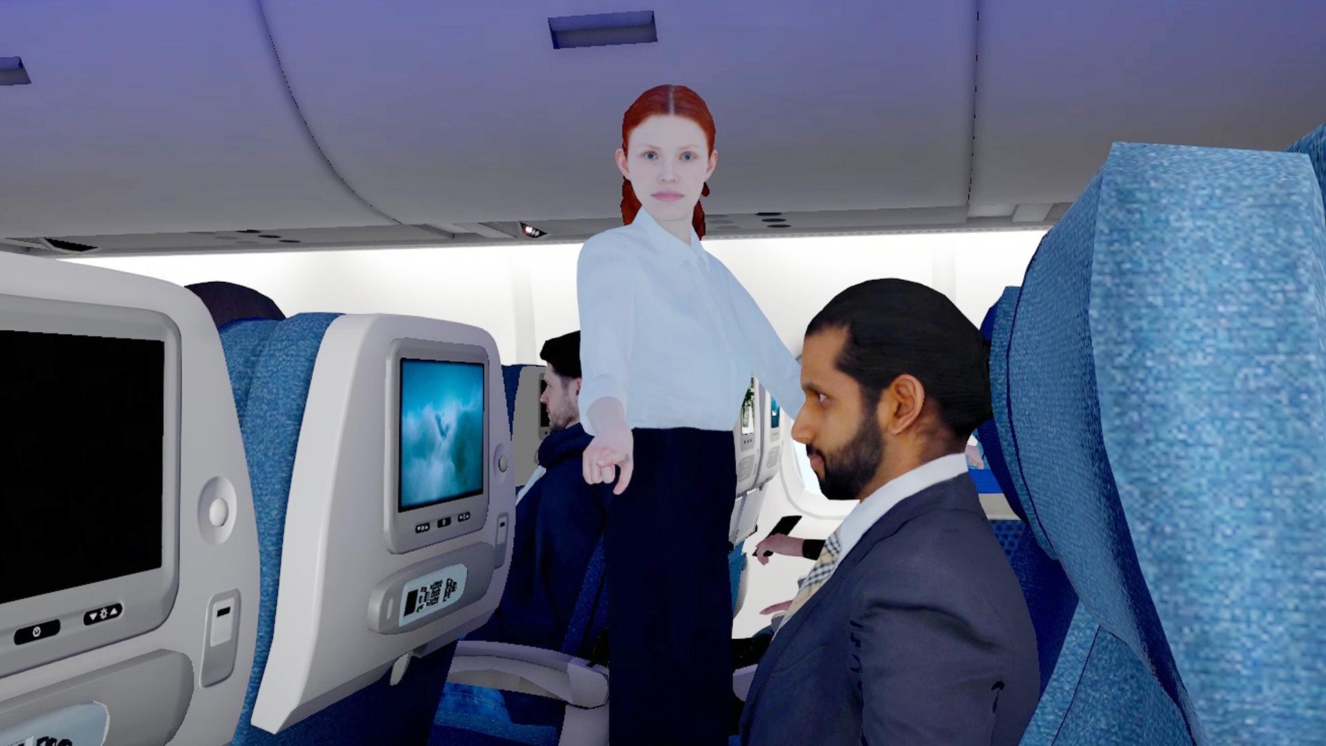 2020年最真实且最无聊的一款游戏《坐飞机模拟器》