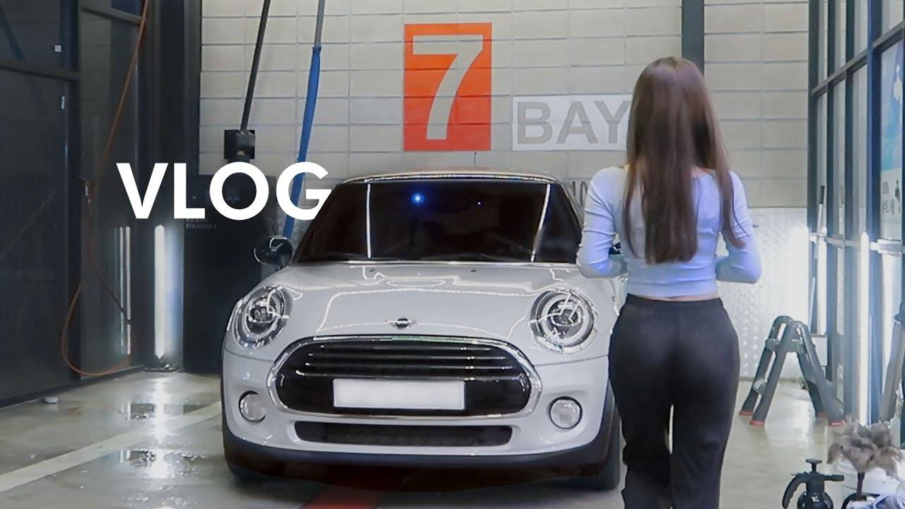Acer们愿意帮韩国小姐姐洗车吗?无偿那种哦~