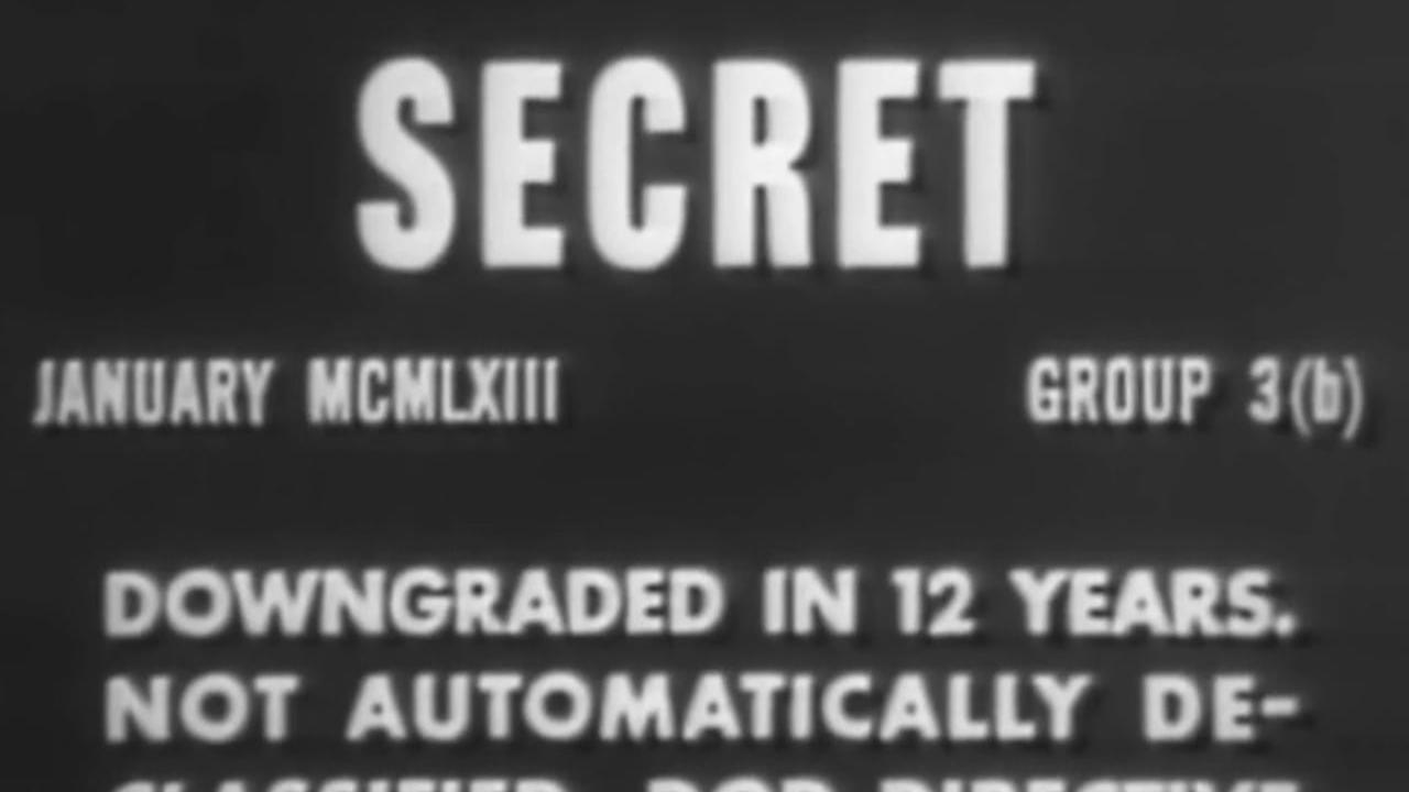 电子反干扰 美国海军军教片1963