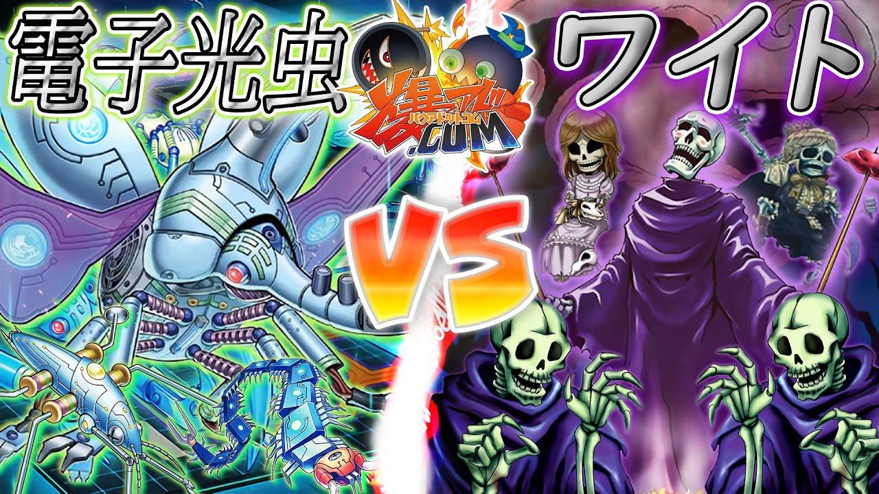 【游戏王ACF字幕组】积小成多!『电子光虫』vs『白骨』