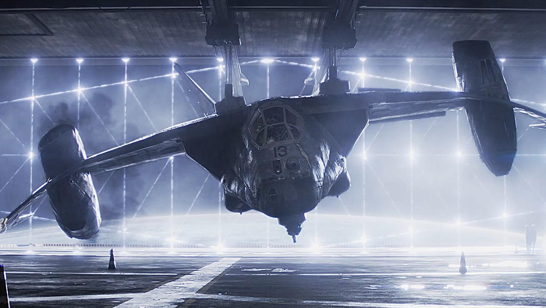 神作爱死机系列,《幸运13》一架没有生命,却让人动容的战斗机