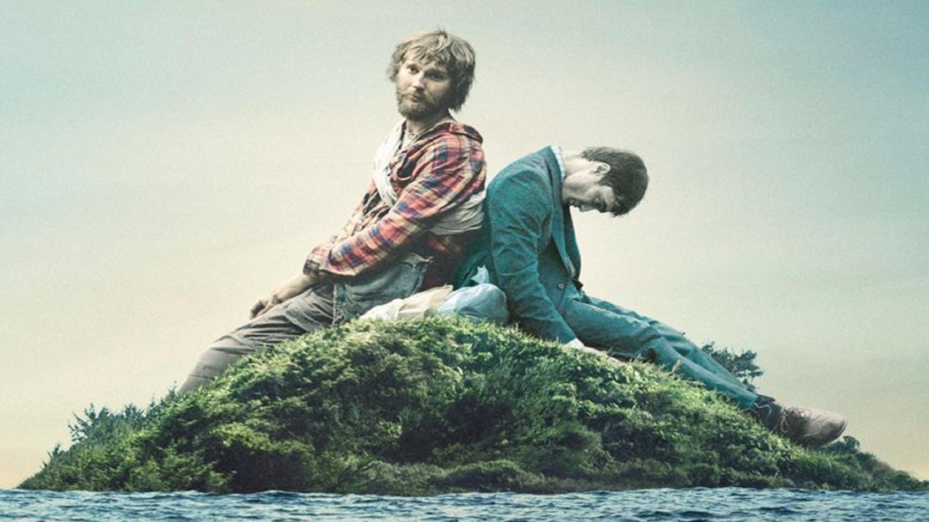 男子被困荒岛,捡到一具尸体,他该怎么玩?一部人性喜剧片