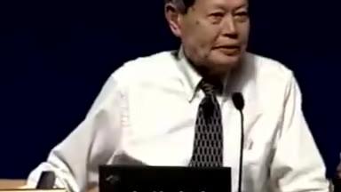 杨振宁演讲《新世纪的科技》,科技是第一生产力,没有科技创新,就没有社会的发展