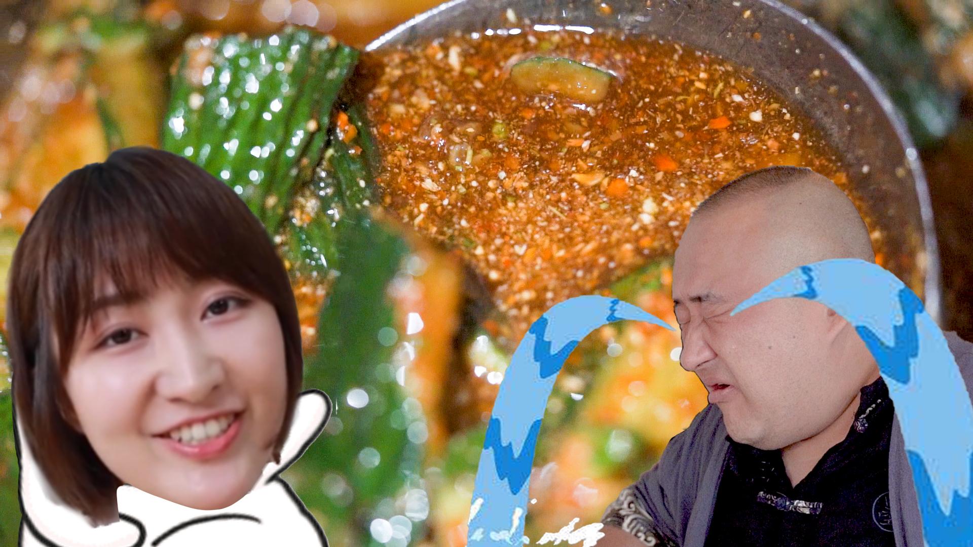 长沙最辣黄瓜,20年无人能敌,4元一份,吃一口舌头都没知觉了!