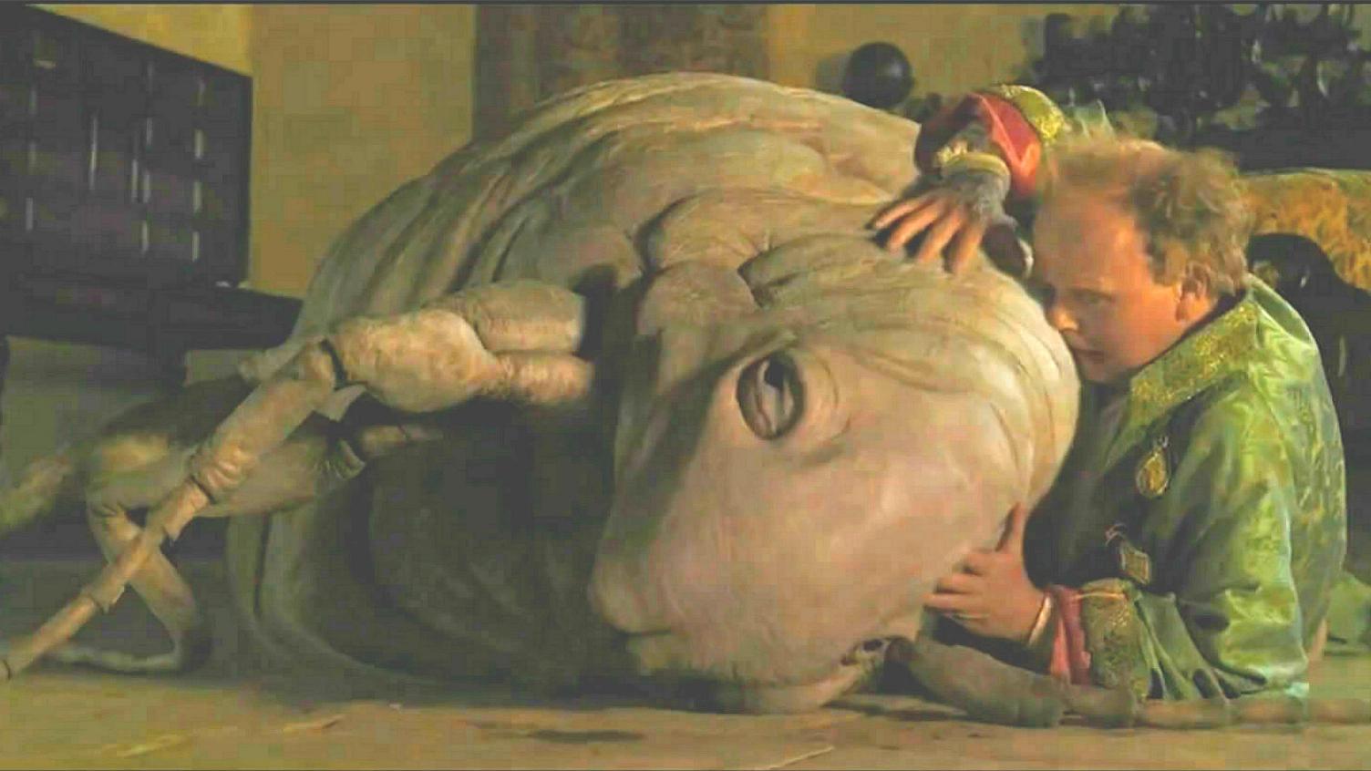国王活捉跳蚤当宠物,用自己的鲜血将它喂成巨型怪物,事后懊悔不已!