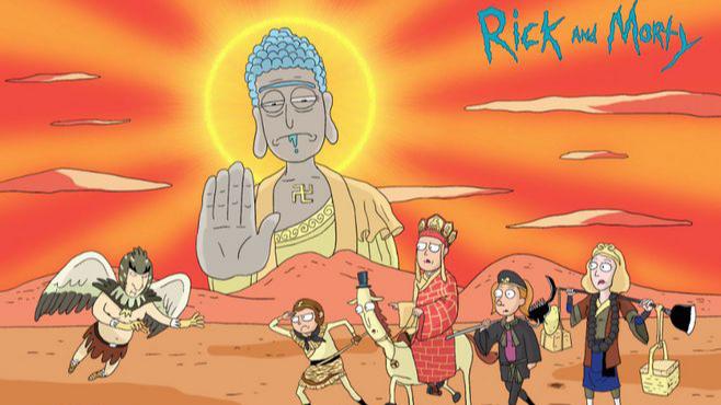 瑞克和莫蒂:各个维度中,瑞克最强的家人们?两个称霸瑞城!