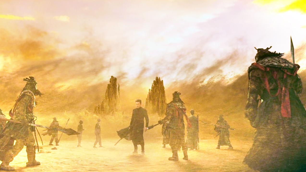 男子死后成为地狱使者,1000年后才发现,阎罗王竟是自己的爸爸!速看奇幻电影《与神同行:因