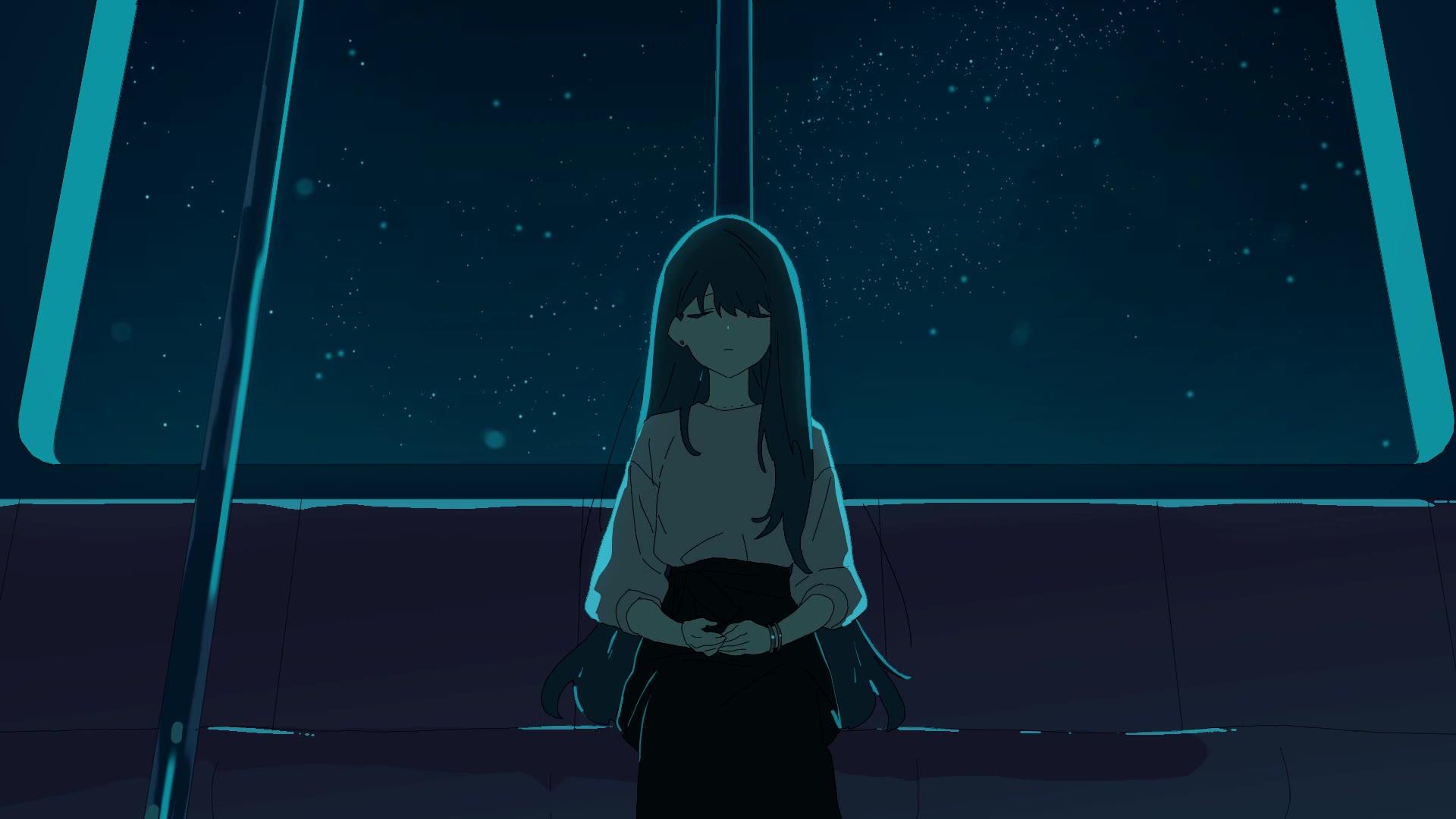 【初音ミク】「銀河の彼方に逢いにゆく。」【アニメーションMV】【沢田凛】
