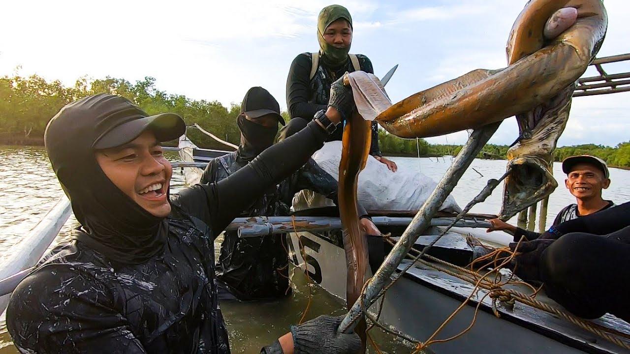 舌尖上菲律宾:渔民吃的啥菜?再好的海鲜也没概念,吃的是一个鲜!