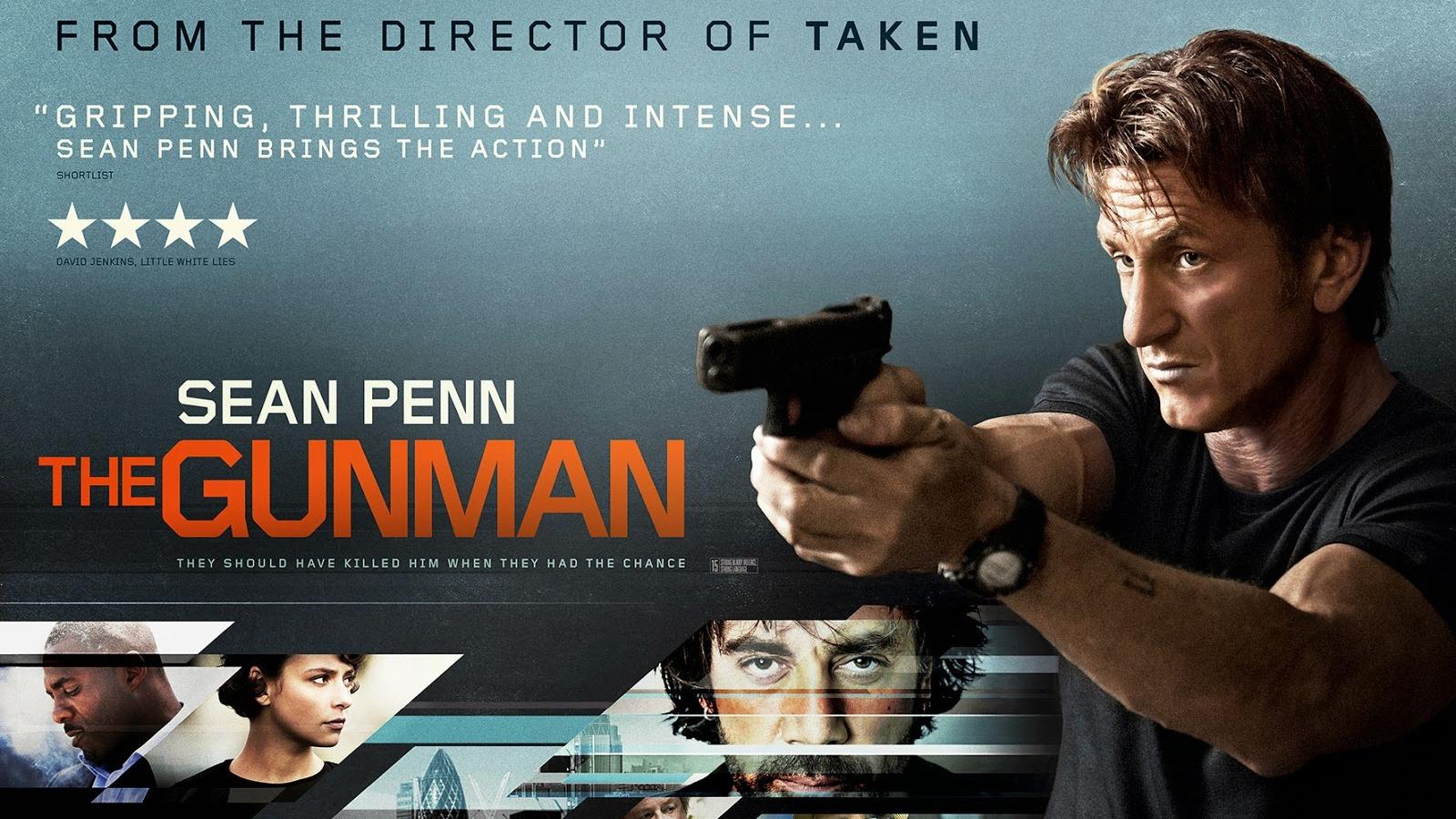 老猫之《使命召唤》(The Gunman)武器暨战术解析(上)