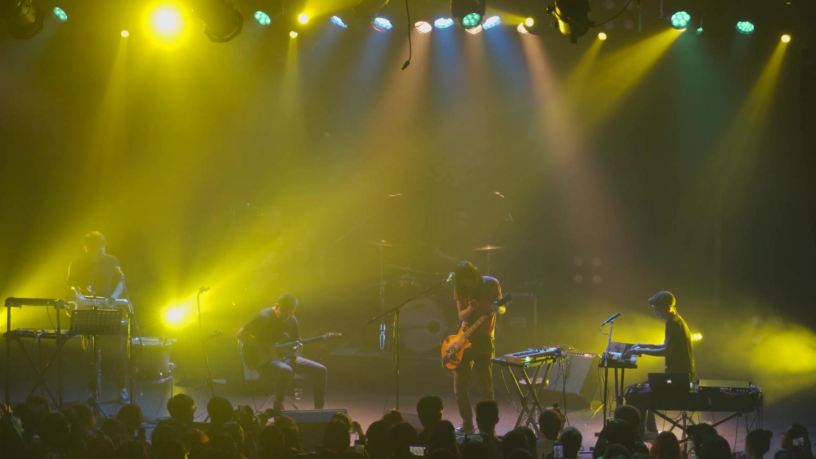 惘闻全国巡演杭州MAO live house  完整版2020.11.18  4K超清