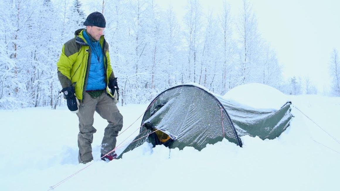 【欧美露营】大雪极寒一年中最精彩的户外活动