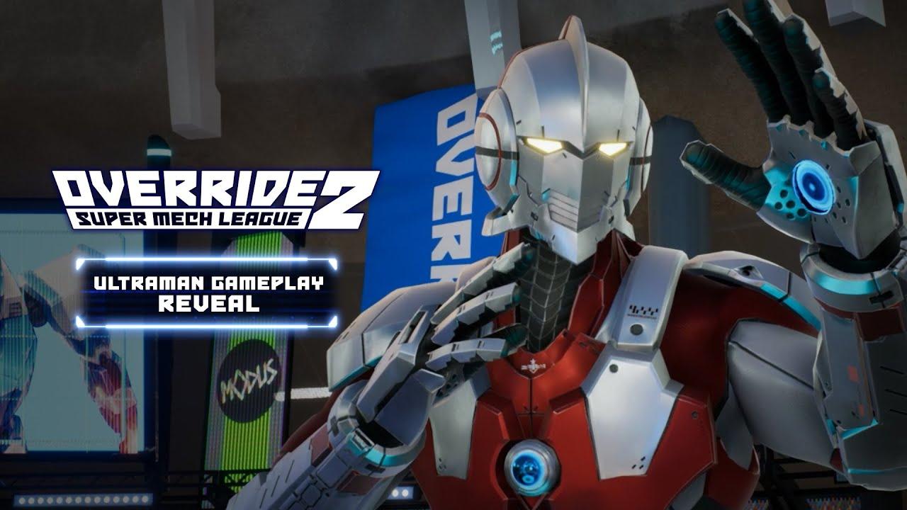 机动奥特曼参战!—《机械城乱斗2:超级机械联盟》最新联动角色宣传片