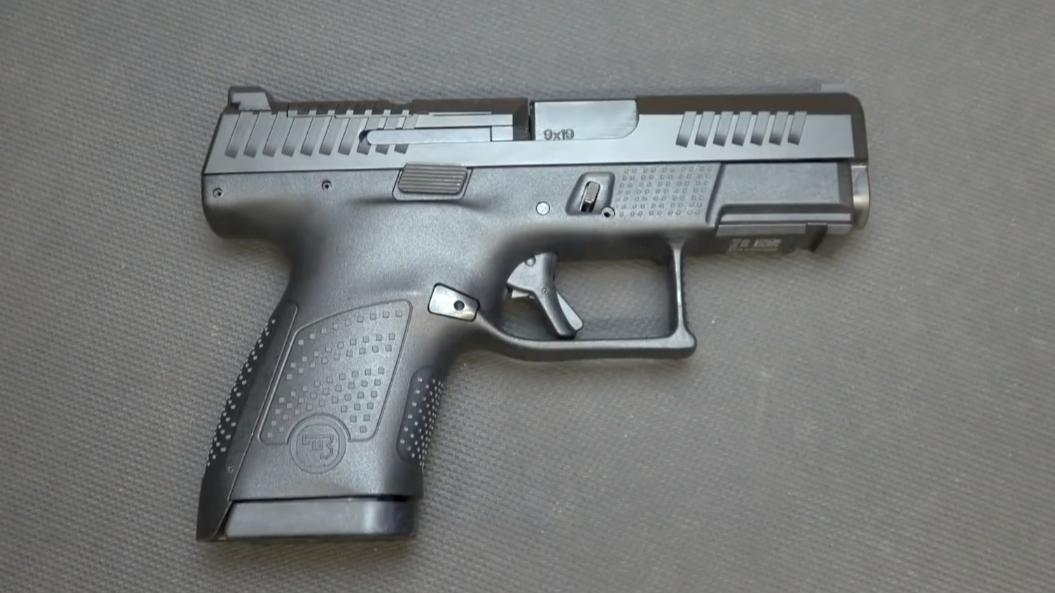 CZ P10s紧凑型手枪[sootch00]