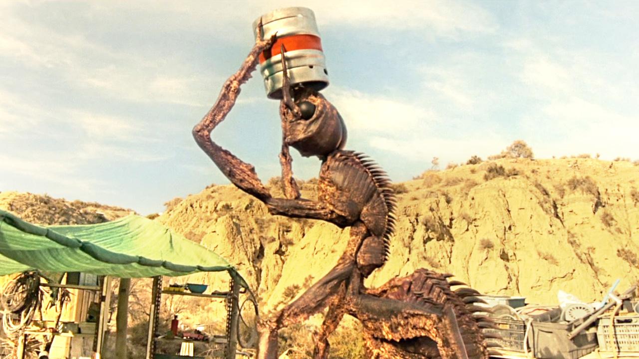 人类利用外星DNA,造出3米高的巨型蚂蚁,最终闯下大祸!速看科幻电影《沙丘魔蚁》
