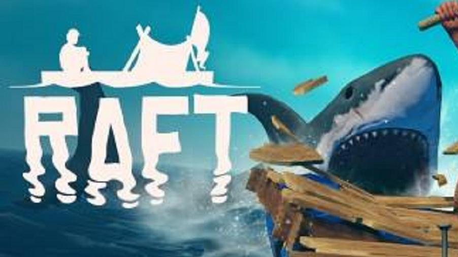 【流体】Raft 木筏求生 第二章 录播(1-10)