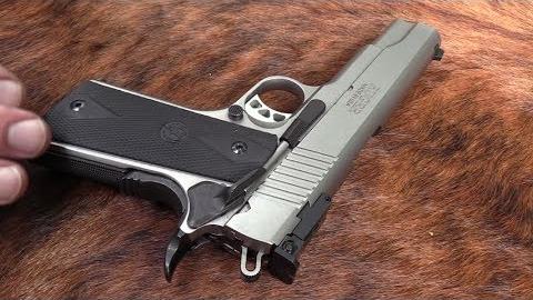 【Hickok45】Ruger SR1911 10mm手枪