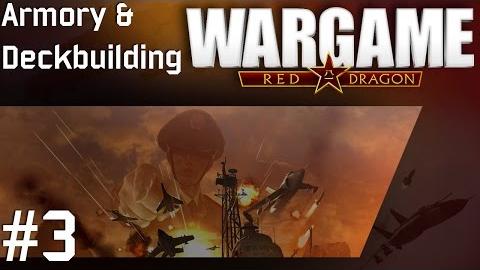 【战争游戏:红龙 | 教学】Razzmann的基础教学系列3#:单位概述与卡组搭配【熟肉】