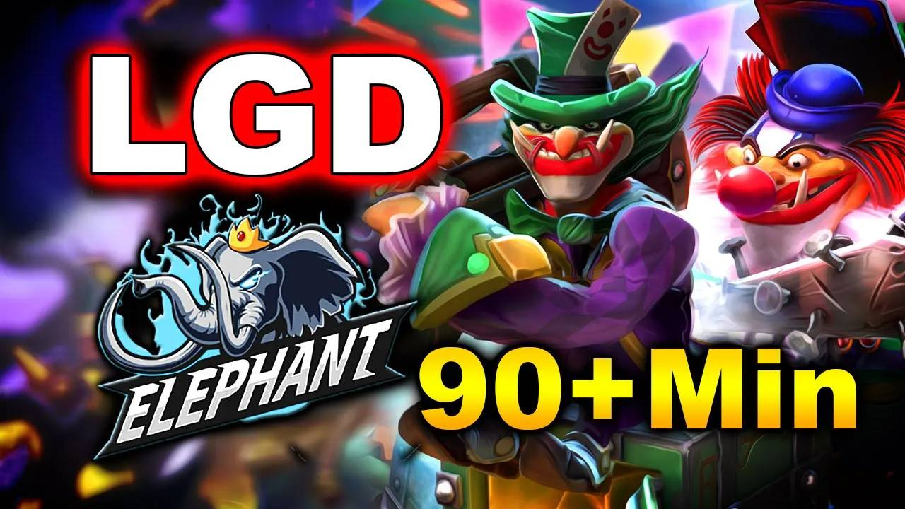 LGD vs Elephant