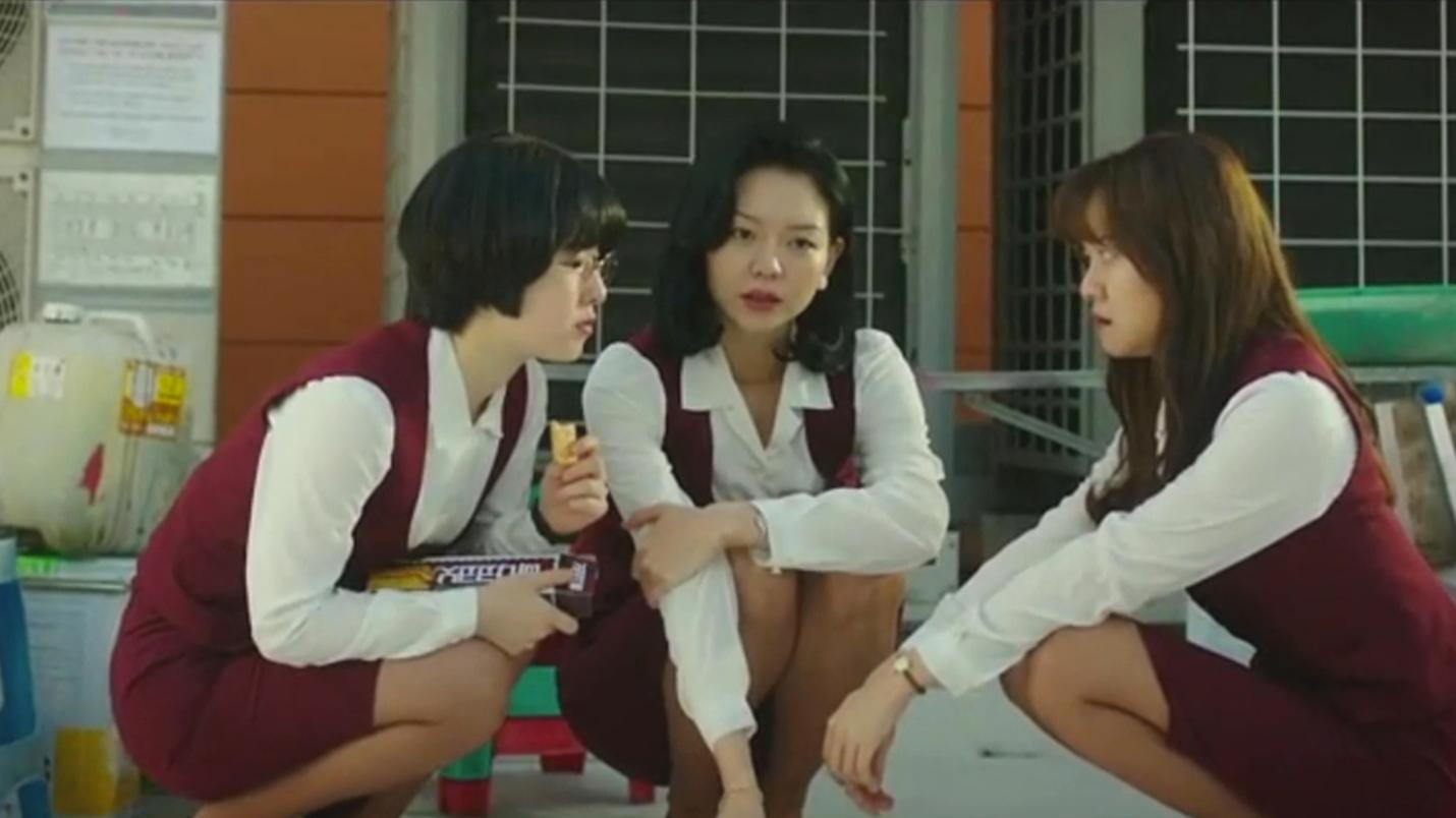 盘点看过的那些有意思的韩影片段一百三十