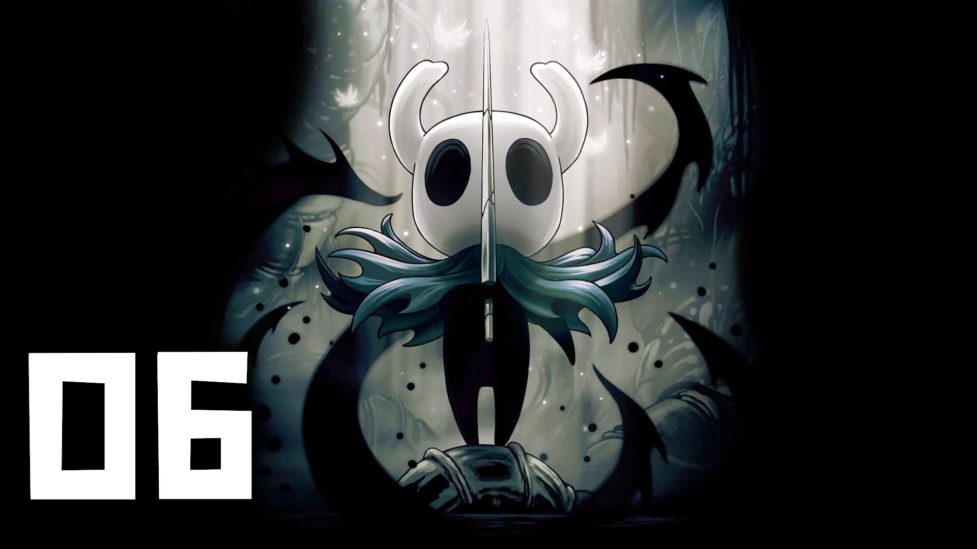 游戏里最恐怖的一张地图《空洞骑士》第六期