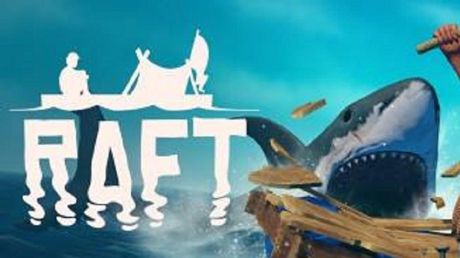 【流体】Raft 木筏求生 第二章完(11-19)