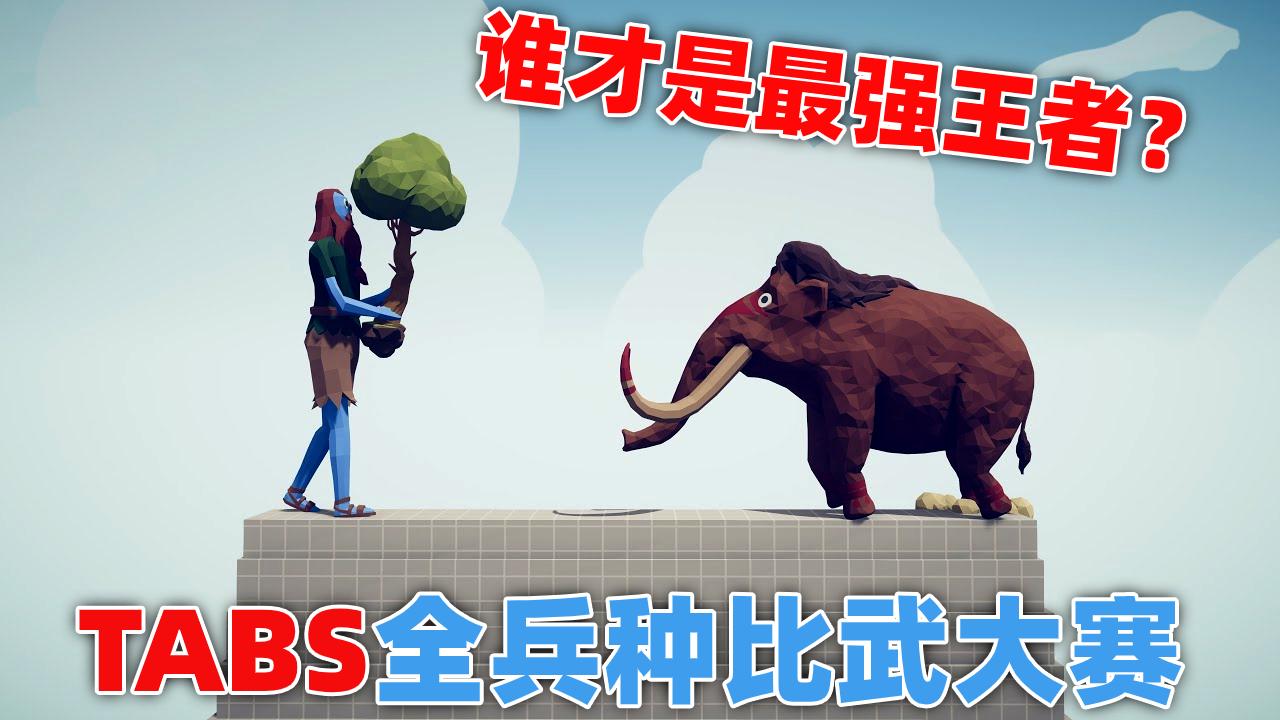 全面战争模拟器:全兵种对战,最强王者挑战赛!