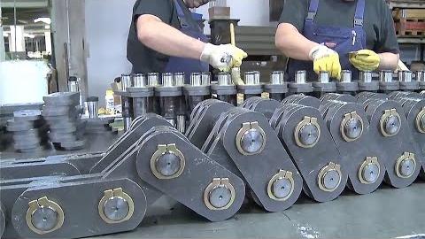 能让人看一天的工厂生产流程