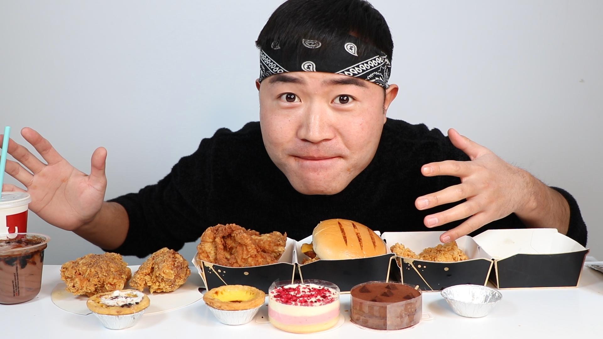 论:肯德基新品《气泡薯片炸鸡》有多难吃!肯德基新品全评测
