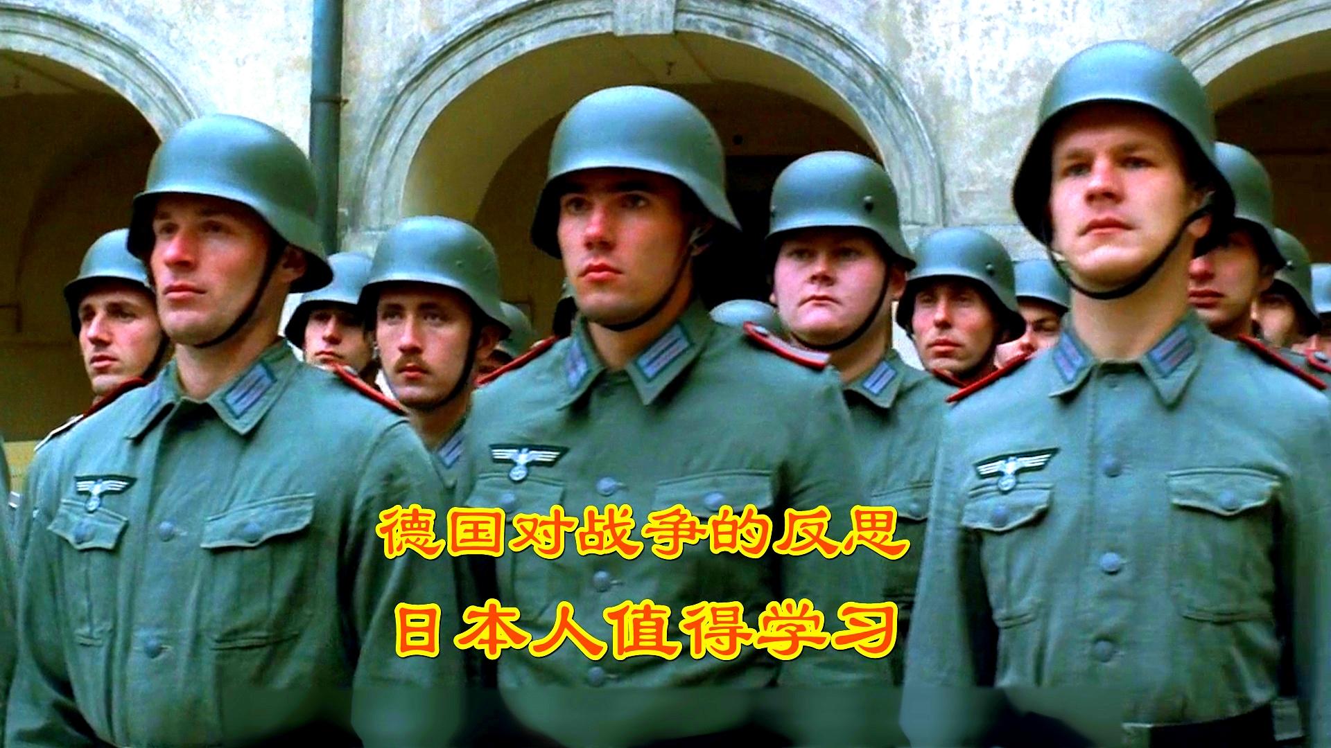 德国版《斯大林格勒战役》,士兵以屠杀平民为耻,日本人应该学习