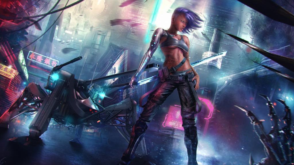 独臂武士的《赛博朋克2077》最高难度迅猛流攻略解说 第一期
