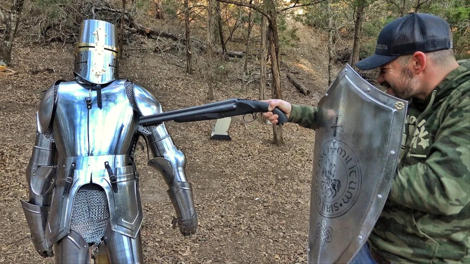【爆破牧场/中文】大人时代变了 盔甲能挡住子弹吗?