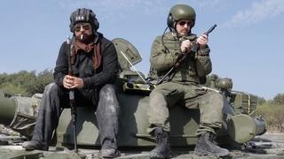 """【中文字幕】苏联冷战时期与现代俄罗斯""""勇士""""坦克手出装"""