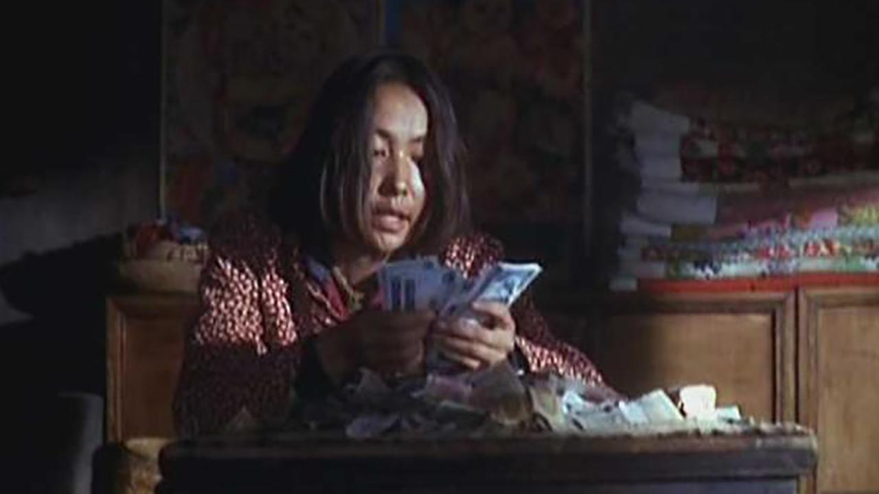 【独家】【何止电影】为了买一台电视机,不惜去卖血,图什么?《二嫫》