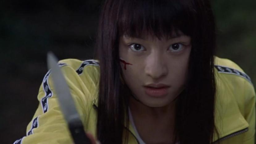 【邸生】:(配角篇)《大逃杀》——只有一次的生死博弈,我只是不想坐以待毙!