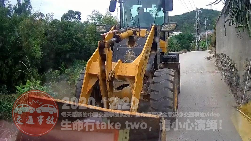 中国交通事故20201220:每天最新的车祸实例,助你提高安全意识