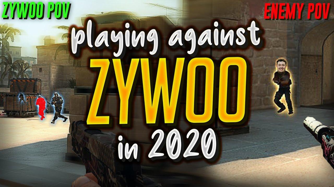 【CSGO】当zywoo在你对面!法国小崽种受害者视角集锦