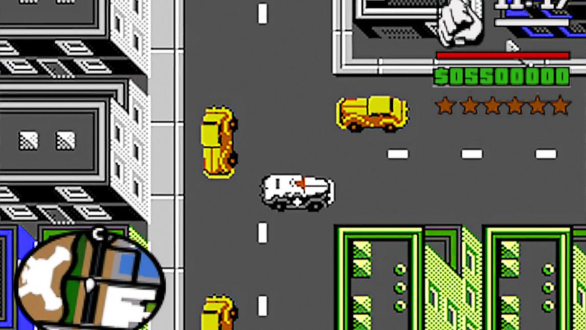 30年前的开放世界游戏长什么样?这款游戏吓到我了!