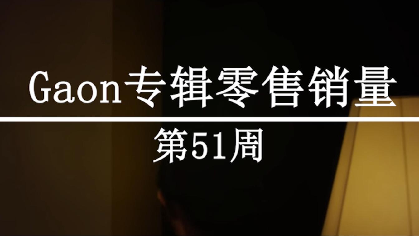 2020年韩国Gaon榜专辑零售销量周榜TOP20(第51周)