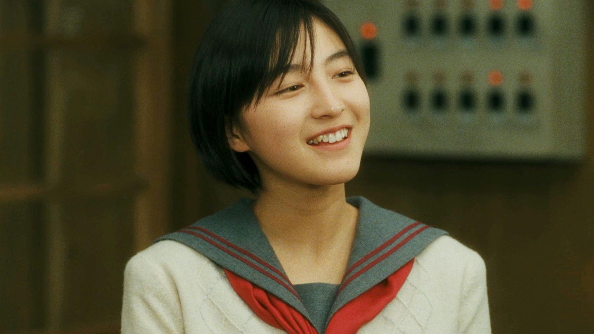 日本拍这种电影简直绝了,女主太美了,不愧是日本女星颜值天花板