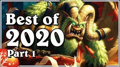 炉石传说 趣味时刻 - 2020最佳集锦 Part 1