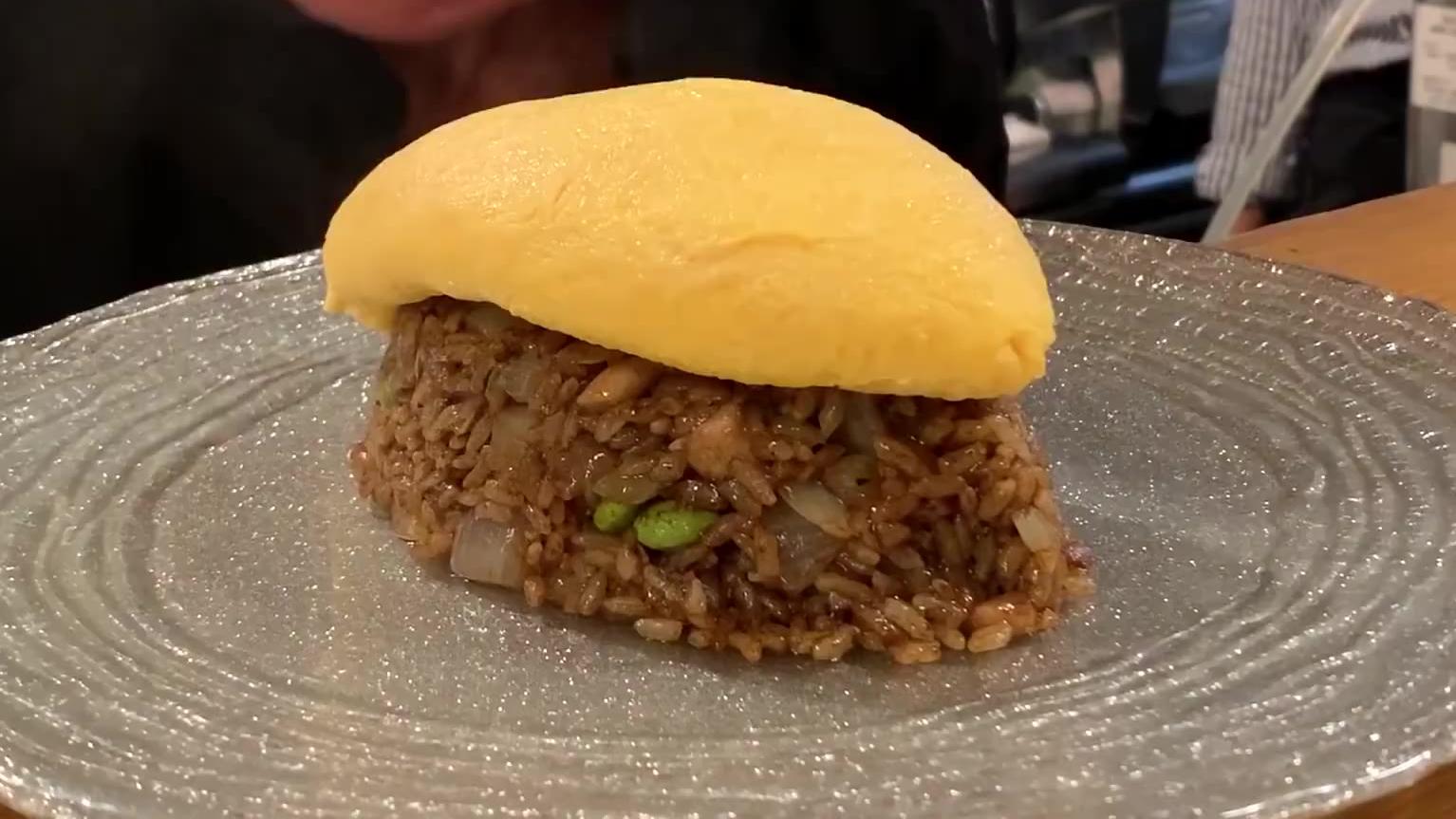 蛋包饭美味做法