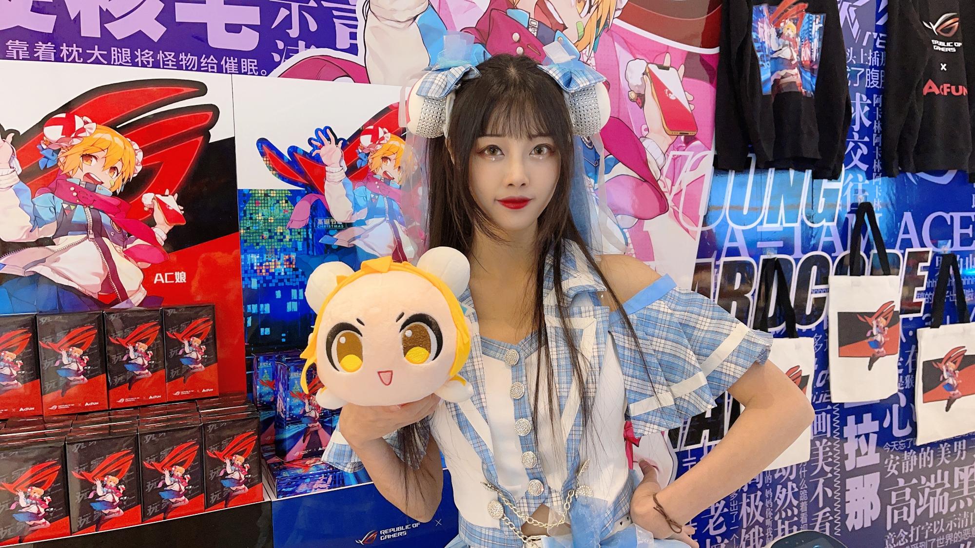 【vlog】重庆AFM探店之旅—ROG玩家国度